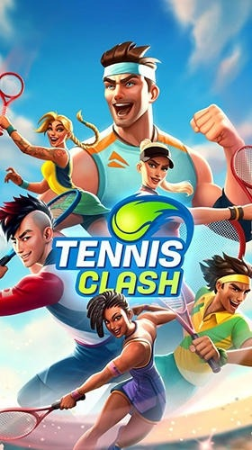 Tennis Clash: 3D Sports Android Game Image 1