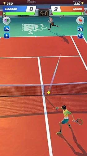 Tennis Clash: 3D Sports Android Game Image 2