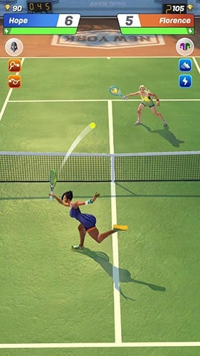 Tennis Clash: 3D Sports Android Game Image 3