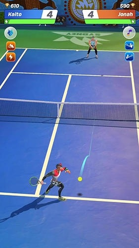 Tennis Clash: 3D Sports Android Game Image 4