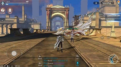 Sword And Magic Android Game Image 2