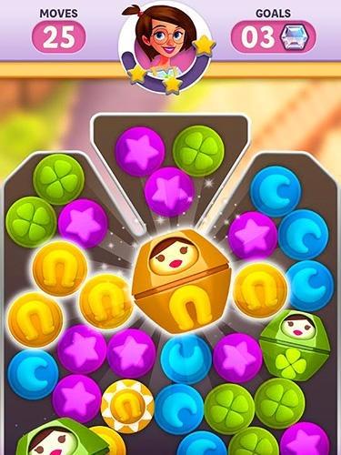 Diamond Diaries Saga Android Game Image 2