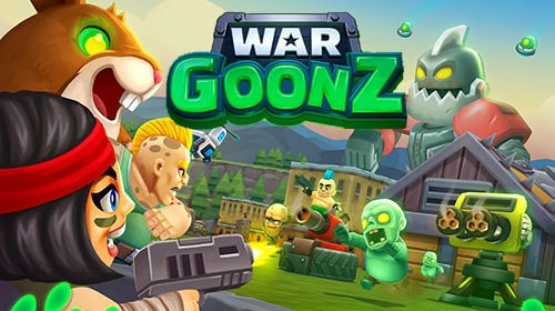 War Goonz: Strategy War Game Android Game Image 1