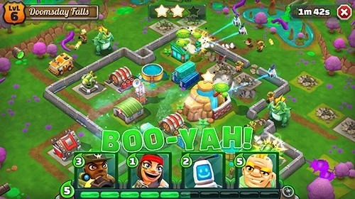 War Goonz: Strategy War Game Android Game Image 3