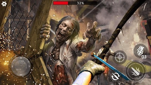Last Saver: Zombie Hunter Master Android Game Image 3