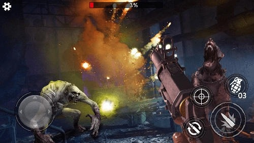 Last Saver: Zombie Hunter Master Android Game Image 4