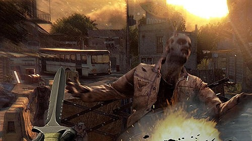 Zombie Dead: Call Of Saver Android Game Image 2