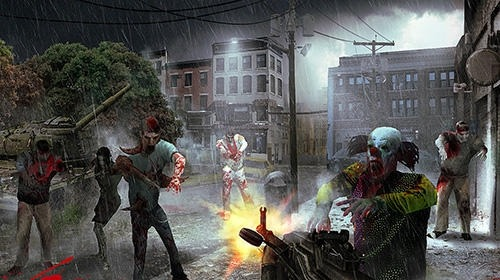 Zombie Hunter: Post Apocalypse Survival Games Android Game Image 2