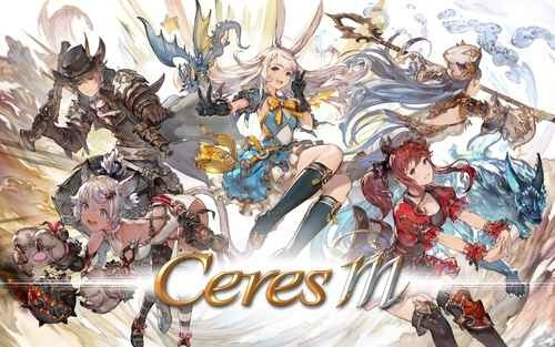 Ceres M Android Game Image 1