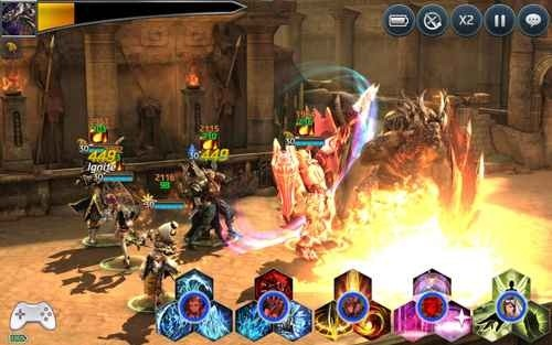 Ceres M Android Game Image 2