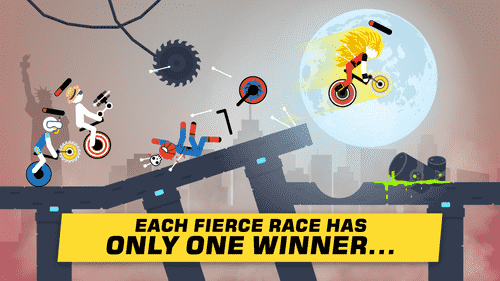 Stickman Racing Android Game Image 3