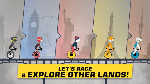 Stickman Racing Android Game Image 4