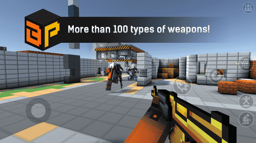 Blockpost Android Game Image 3