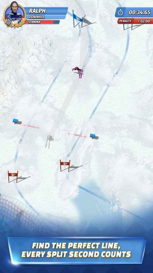 Ski Legends Android Game Image 3