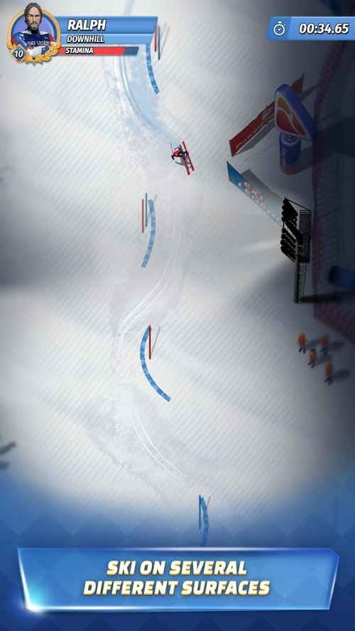 Ski Legends Android Game Image 4