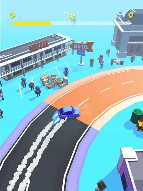 Nitro Drift Android Game Image 2