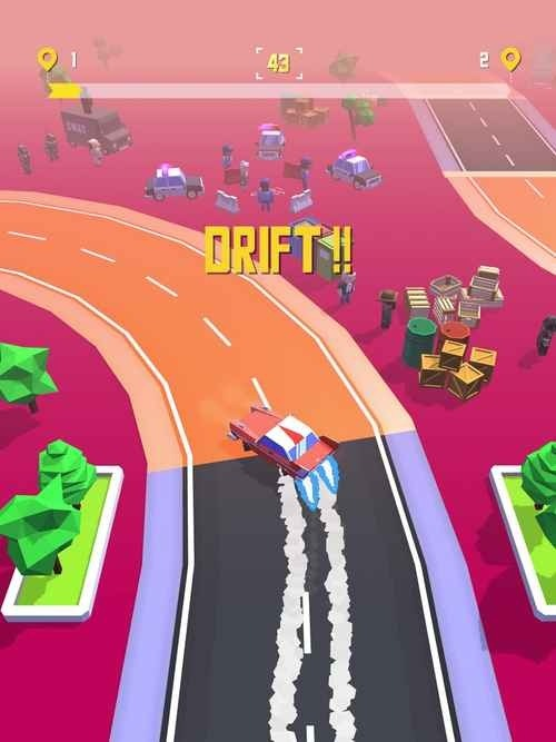 Nitro Drift Android Game Image 4