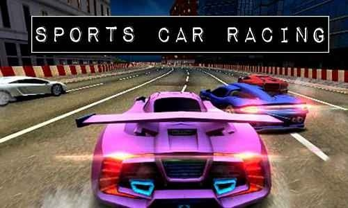 Sports Car Racing Android Game Image 1
