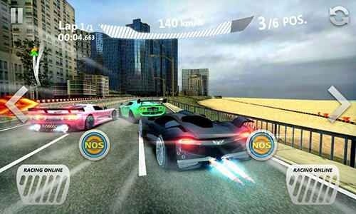Sports Car Racing Android Game Image 2