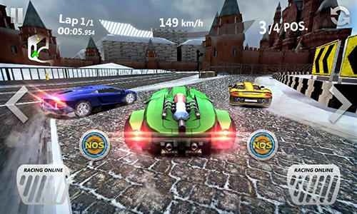 Sports Car Racing Android Game Image 3
