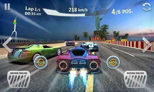 Sports Car Racing Android Game Image 4
