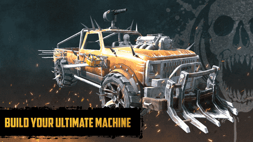 Battle Cars: AUTOPLAY ACTION GAME Android Game Image 1