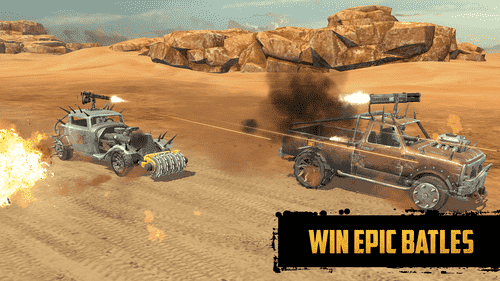Battle Cars: AUTOPLAY ACTION GAME Android Game Image 4