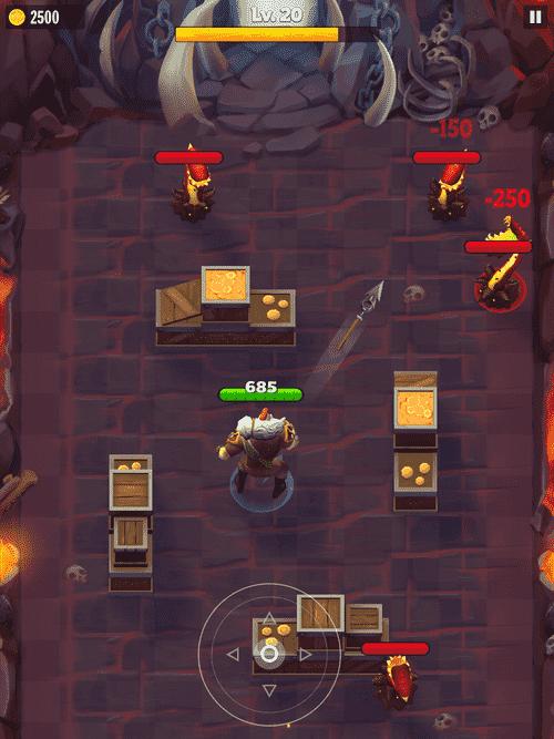 Butchero Android Game Image 2