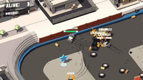 Demolition Derby .io - Car Destruction Simulator Android Game Image 2