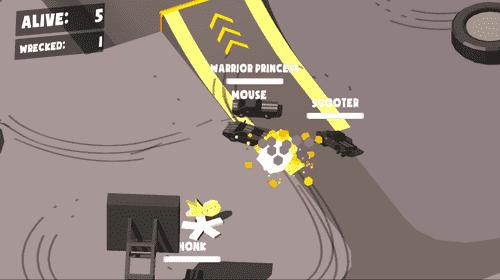 Demolition Derby .io - Car Destruction Simulator Android Game Image 3