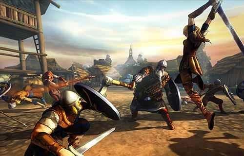 I, Viking Android Game Image 3