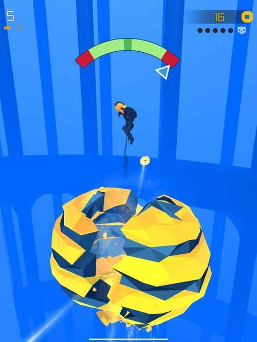 Cleon - Warrior Fall Android Game Image 2
