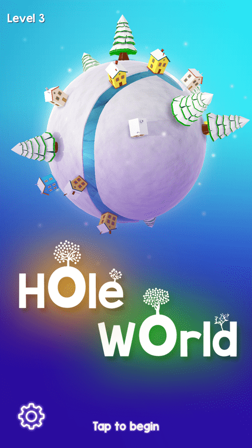 Hole World Android Game Image 1