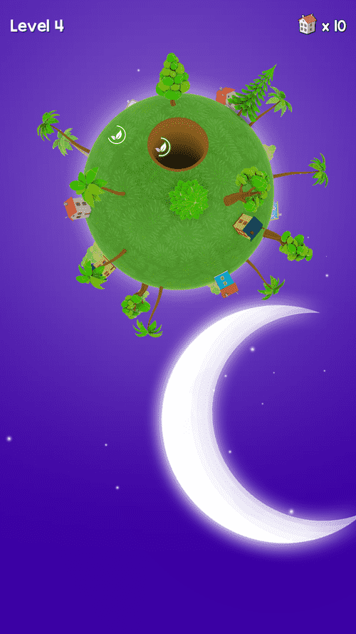 Hole World Android Game Image 4