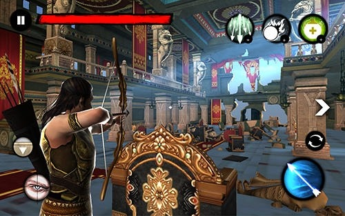 Archer: The Warrior Android Game Image 4