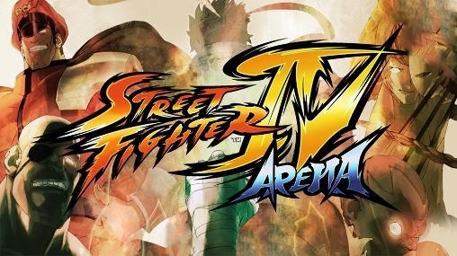 Street Fighter 4: Arena Android Game Image 1
