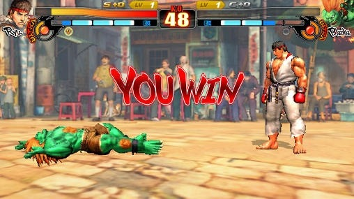 Street Fighter 4: Arena Android Game Image 4