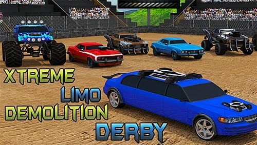 Xtreme Limo: Demolition Derby Android Game Image 1