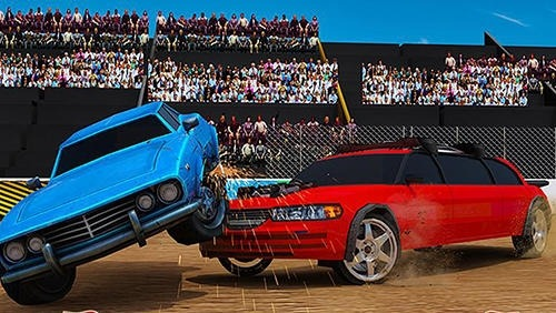 Xtreme Limo: Demolition Derby Android Game Image 3