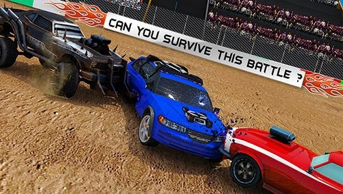 Xtreme Limo: Demolition Derby Android Game Image 4