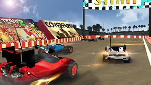 Xtreme Racing 2: Speed Car GT Android Game Image 3