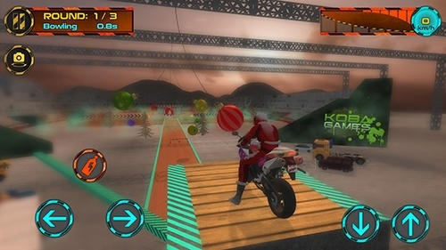 Crazy Motorbike Drive Android Game Image 3