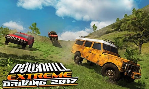 Downhill Extreme Driving 2017 Android Game Image 1