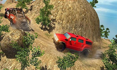 Downhill Extreme Driving 2017 Android Game Image 2