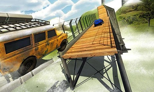 Downhill Extreme Driving 2017 Android Game Image 3