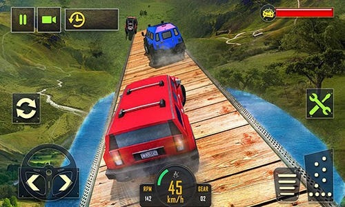 Downhill Extreme Driving 2017 Android Game Image 4