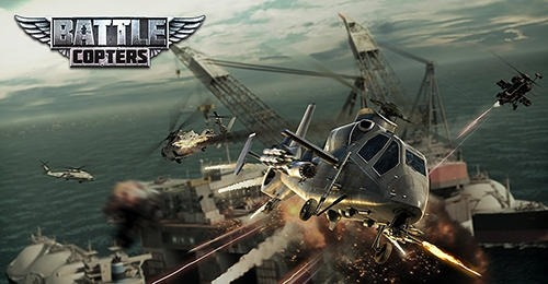 Battle Copters Android Game Image 1
