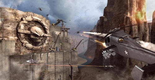 Battle Copters Android Game Image 3