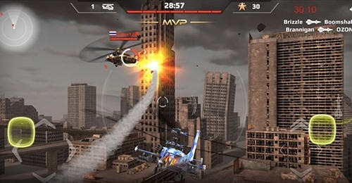 Battle Copters Android Game Image 4