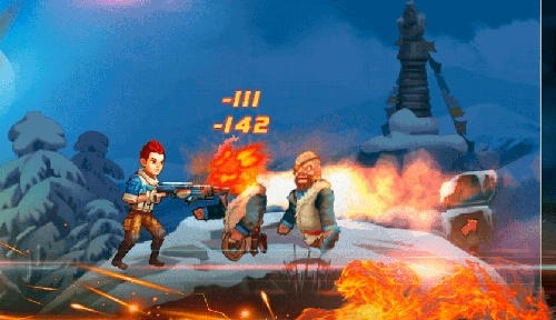 Final Destroyer Shooter Android Game Image 3